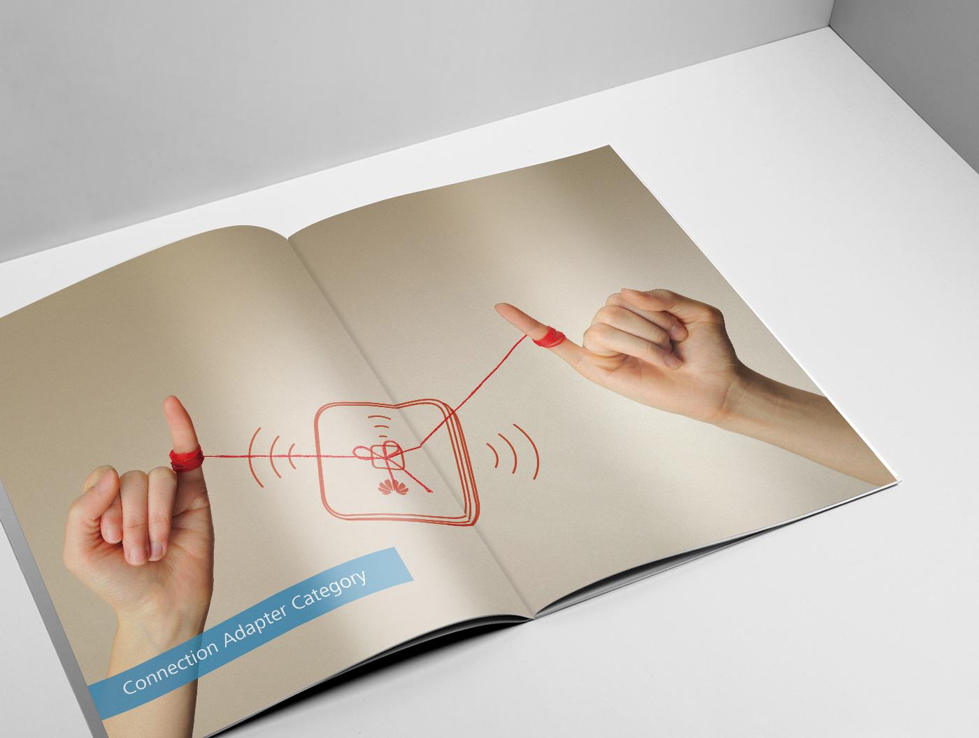 华为产品手册2013_华为画册设计_华为海外画册设计-leezonbrand